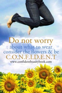 Don't worry, be confident