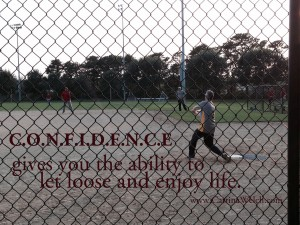 softball. let loose