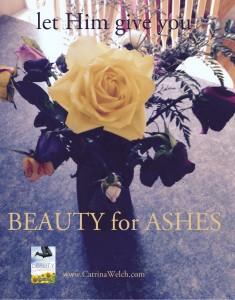 beauty foe ashes